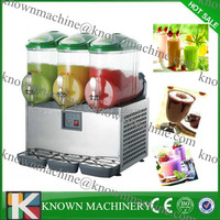 Best selling New style 3 bowl commercial fruit smoothie machine,smoothie making machine
