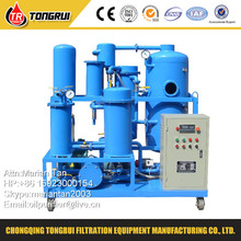 Vacuum hydraulic oil filter Recycling equipment with ISO certificate