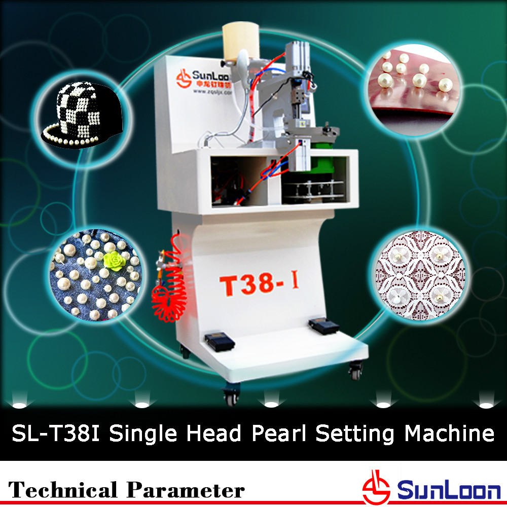 stud setting machine