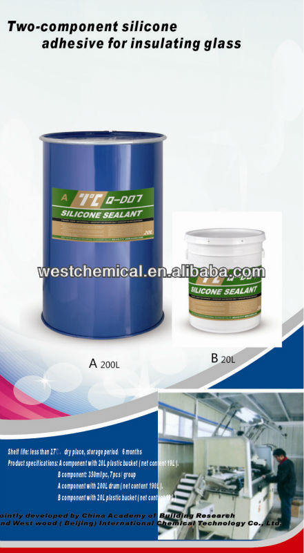 A&B Two-ParART structural Silicone Sealant
