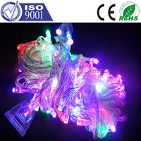 2015 hot sell decorative running led lights for christmas led light string