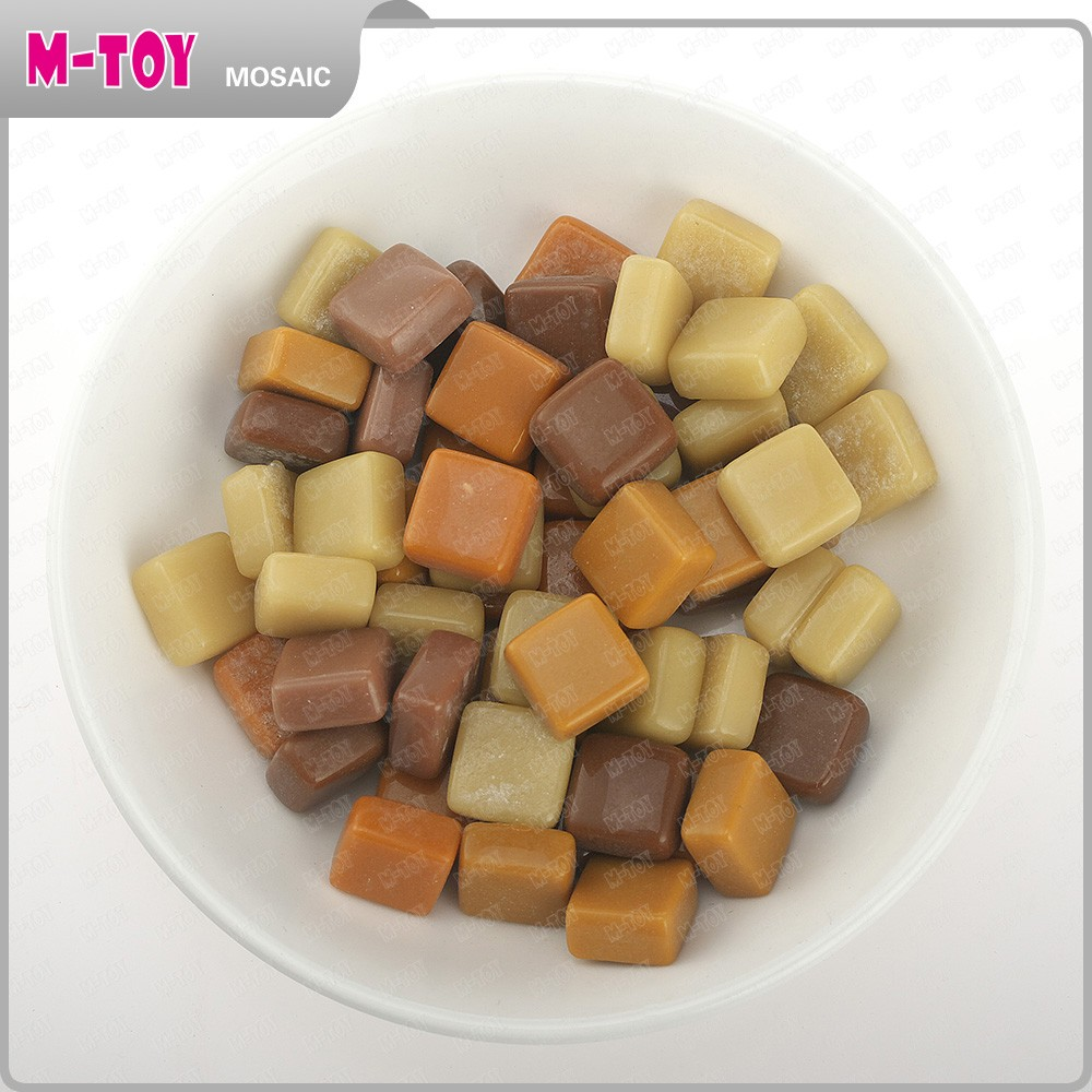 Magic toy SS38 loose piece mosaic craft work for children