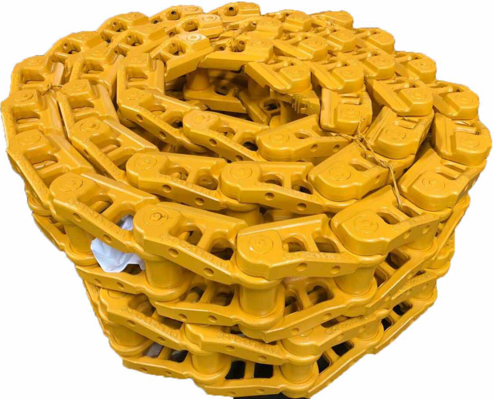 Greased and lubricated salt Link <strong>bulldozer</strong> D155AX-3/5 track chain <strong>D155A</strong>-2/3 Track Link 175-32-00410