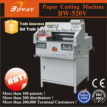 Boway 520mm Electric Programmed A3 A4 Book paper cutter trimmer