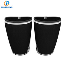 Best-selling Protector Basketball Impact Pad Best Squat Boxing Breathable Weight Lifting Black 7mm Knee Sleeve