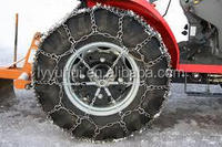 snow chains 4 link tire chains TUV/GS approval