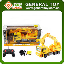 Large Truck Model 4 Channels RC Digger Car