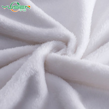 100 polyester High Quality Imatation Super Soft Velboa of baby shawl