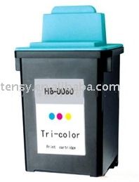 Remanufactured ink cartridge for 17G0060 inkjet ink cartridge