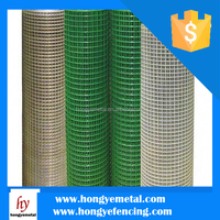 Green PVC Coated Chicken Wire Mesh (Low Price And High Quality)