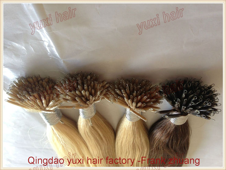 2014 New Hot selling nano hair products