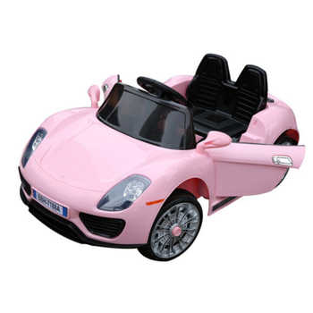 2018 new Electric kids Ride On Toy kids plastic baby car ride on car toy licensed 12v children electric car 10 year