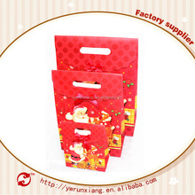 Special manufacturer New style fancy paper gift bag