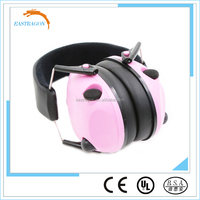 Sound Proof Electric Earmuff for Shooting