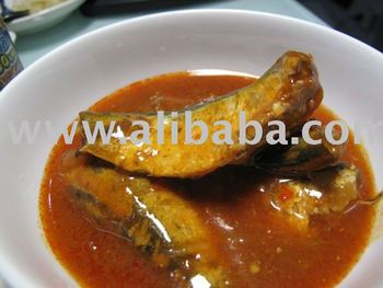 Canned Sardines in Tomato Sauce