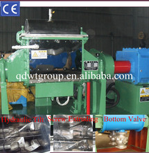 oil heating double blade sigma mixer
