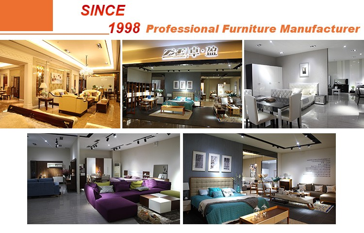 China home furniture manufacturer modern latest bedroom furniture sets with new design
