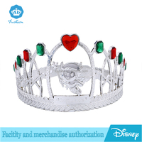 Wholesale Noble Girls Tiara Bride Crown Elsa and Anna Frozen Crown with Diamond