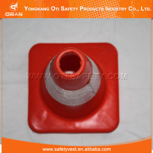New type top sale high intensity with long use safety reflective orange cone