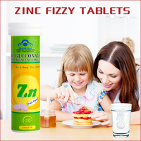 dietary supplement Zinc Tablet Body Building Supplements Products