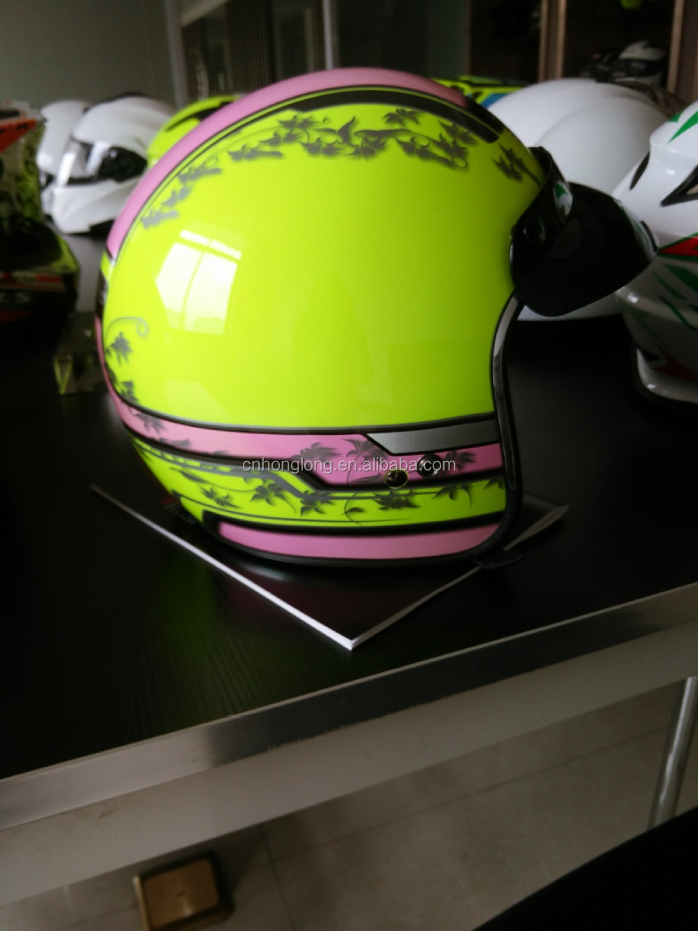 Professical open face helmet,high quality ,ECE Approved