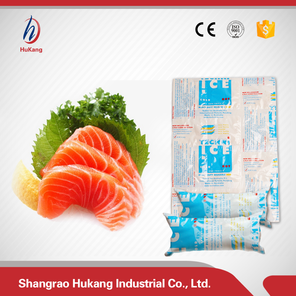 Wholesale rapid cooling no electric ice pack for fruit