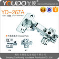 Jieyang one way slide on cabinet hinge