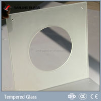 Induction Cooker Tempered/Toughened Glass