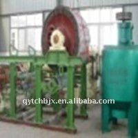787 small capacity paper making machine in environment
