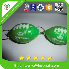 Custom Printed plastic Metal rubber Keyring & Key ring,key ring / logo can be custom