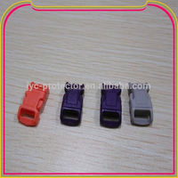 AC0102 plastic double adjuster buckle