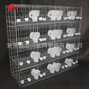 2018 Professional Design Pigeon Farming Cage (Cheap And Hot Sale)