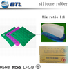 Fast curing silicone rubber for kitchen mould-making prices rubber forsale