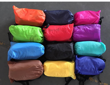 2016 hotest air lounge laybag/fashion air inflatable sleeping bag/lazy bag sofa