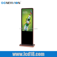 47 inch grogshop LCD ad displaying Hot product Digital Advertisement LCD bar Touch panel Digital Poster