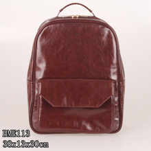 New design wholesale simple style large capacity camel backpack