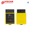 New Released Yellow Viecar super mini ELM327 bluetooth 2.0 obd2 V1.5 auto scanner