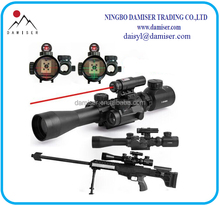 EG40K Tactical riflescopes dual illuminated red dot scope infrared Rifle Scope with red dot laser sight
