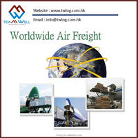 Air Freight Cargo Services to Malaga