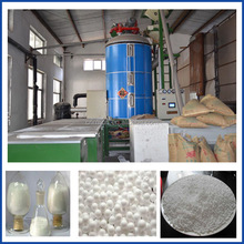 Best crystal polystyrene making machine