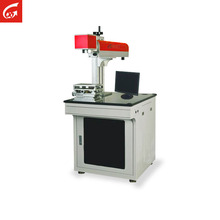 2018 Top selling cnc laser engraver/hallmark laser marking machine