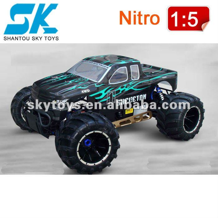 Hot! rc truck for sale ep car 1/5th Scale Gasoline Off-Road Truck GC-94050 Rc Car gs hobby