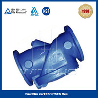China OEM flange end swing Check Valve DN150