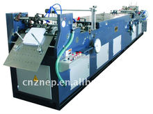ZNTH-518A Updated Automatic Degradable Envelop Folding Glued Machine