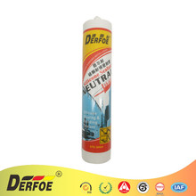 2017~2018 Polular Market Dry Time Fast SS-N383 Low Modulus Silicone Sealant