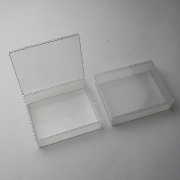 plastic transparent boxes for putting mini tools