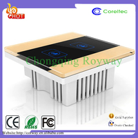 Infrared Remote Control High-precision Luminous touch Intelligent Light Switch
