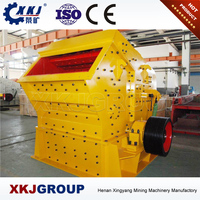 50-80 tph PF-1010 impact crusher for sand making uesed in construction equipment