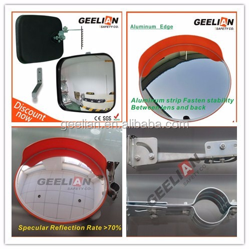 Convex Safety Mirror Traffic Security Shop Driveway Blind Spot Hidden Entry