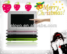 Fashional Gift !!! Ultra Slim 10.1inch netbook wholesales via 8850 laptops